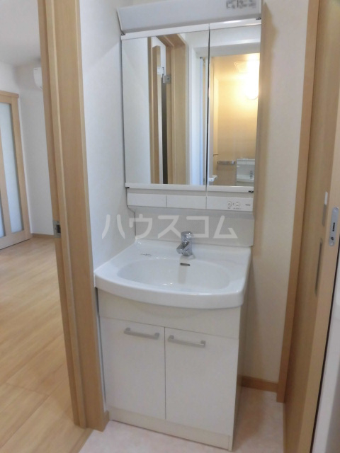 カーサ・ミモザ 1号室の洗面所