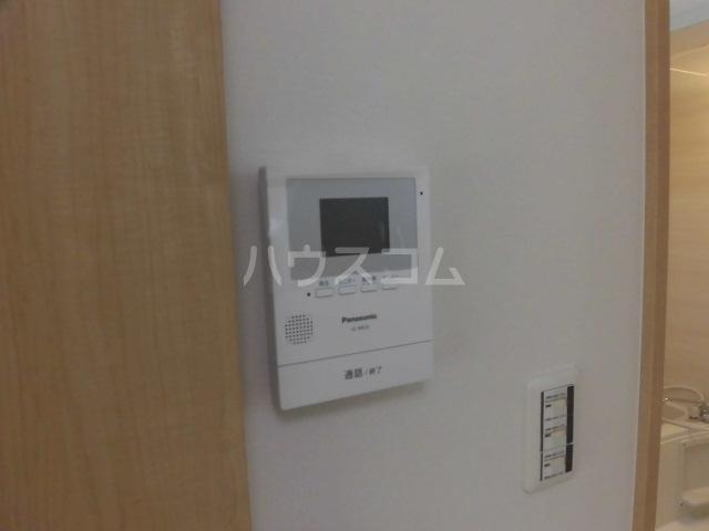 カーサ・ミモザ 1号室のセキュリティ