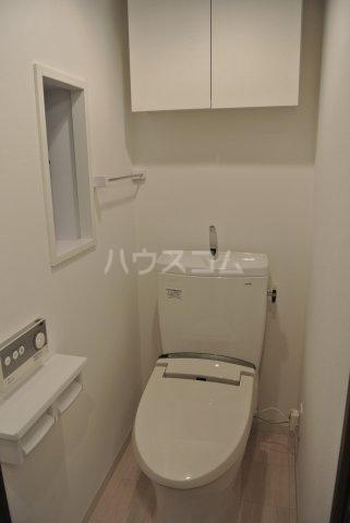 サンレジデンス武蔵野 103号室のトイレ
