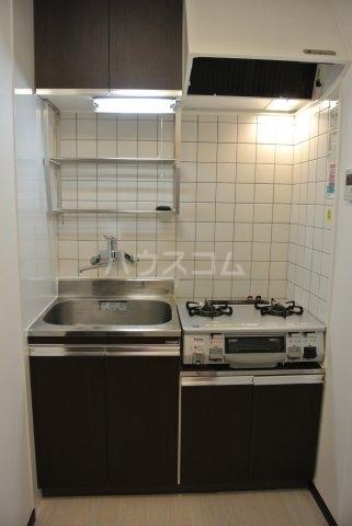 サンレジデンス武蔵野 103号室のキッチン