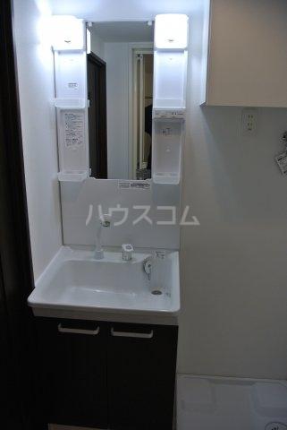 サンレジデンス武蔵野 103号室の洗面所