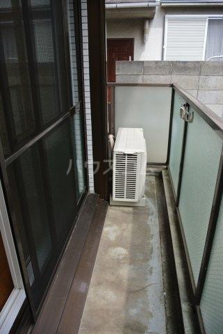 サンレジデンス武蔵野 103号室のバルコニー