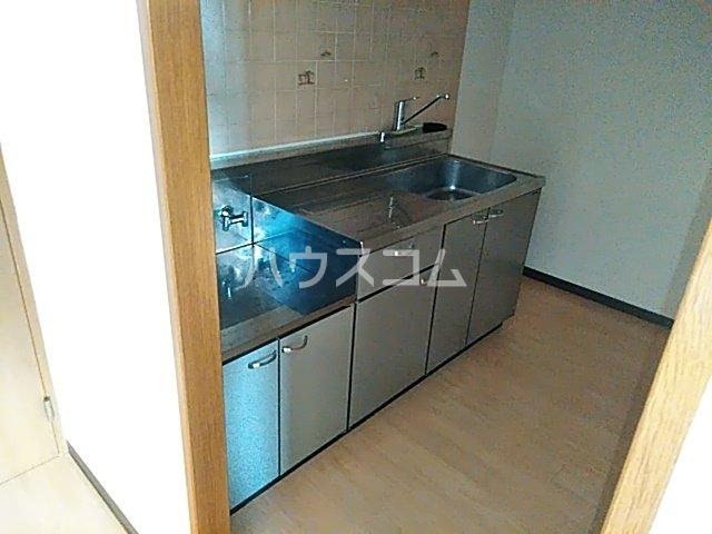 R FIELDS CHIBA 103号室のキッチン
