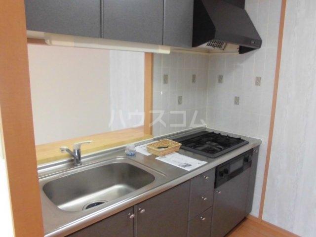 ジャスパー江南 505号室のキッチン