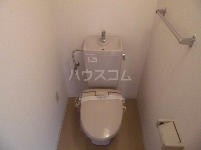 ジャスパー江南 505号室のトイレ