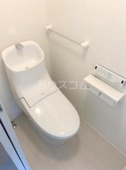 メゾン・アルデバラン 302号室のトイレ