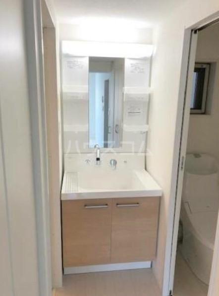 メゾン・アルデバラン 302号室の洗面所