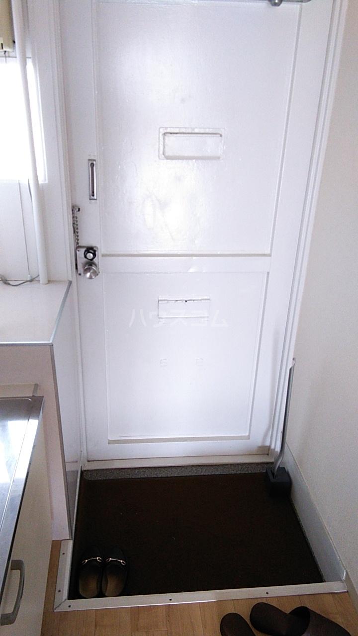 オンダマンション 303号室の玄関