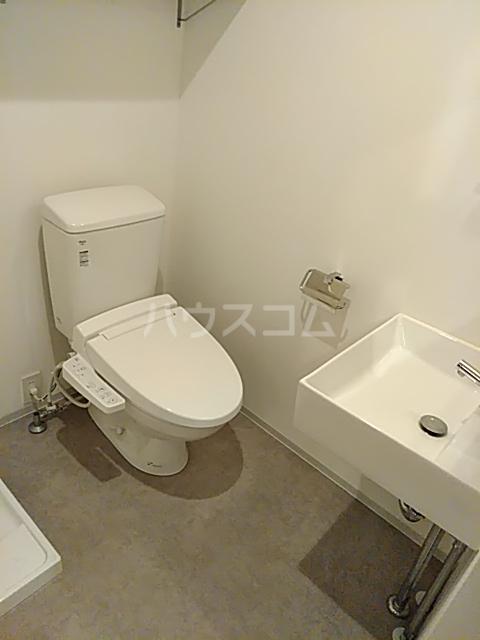 Gran Fusion池袋 303号室のトイレ
