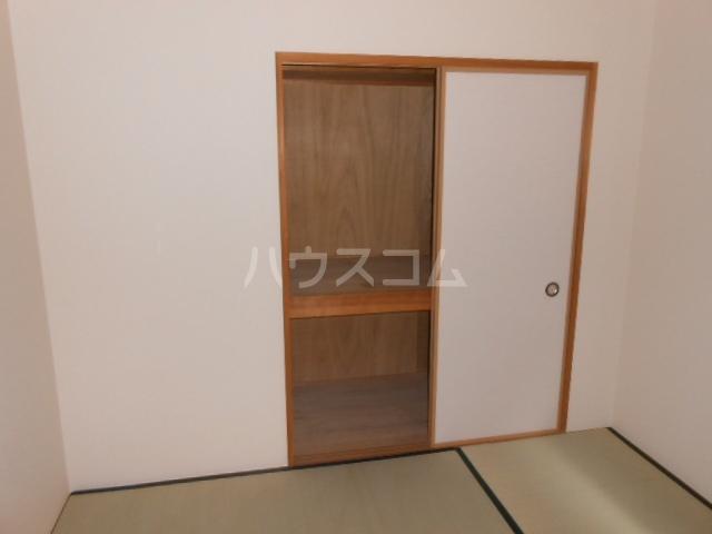 御駒ハイツ 101号室の収納