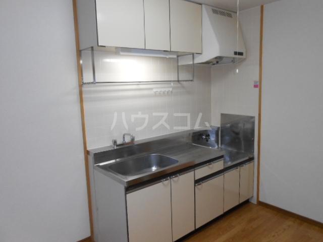 御駒ハイツ 101号室のキッチン