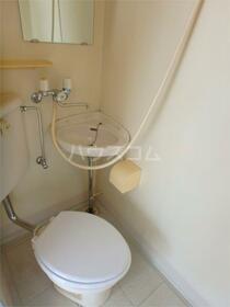 山岸マンションA 101号室の洗面所