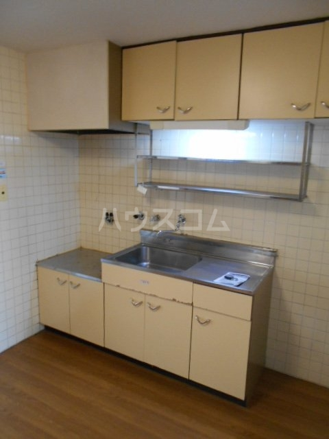 杉本ビル 103号室のキッチン