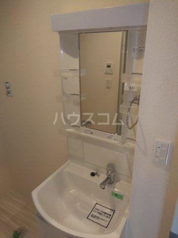 グラース 101号室の洗面所