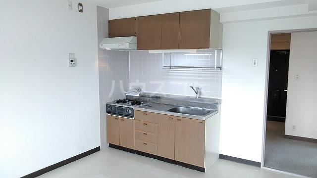 菱和パレス小竹向原 503号室のキッチン