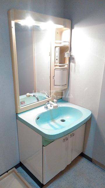 菱和パレス小竹向原 503号室の洗面所
