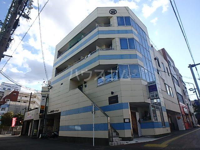 ニュー田中屋マンションの外観