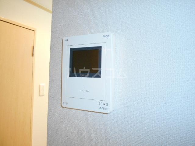 サープラスワン は・る・る 107号室のセキュリティ
