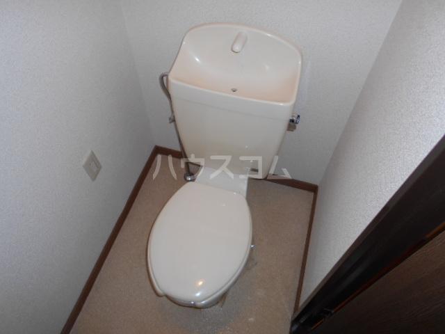 サンノーブル A205号室のトイレ