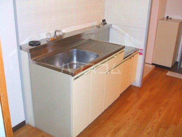 サンノーブル B110号室のキッチン