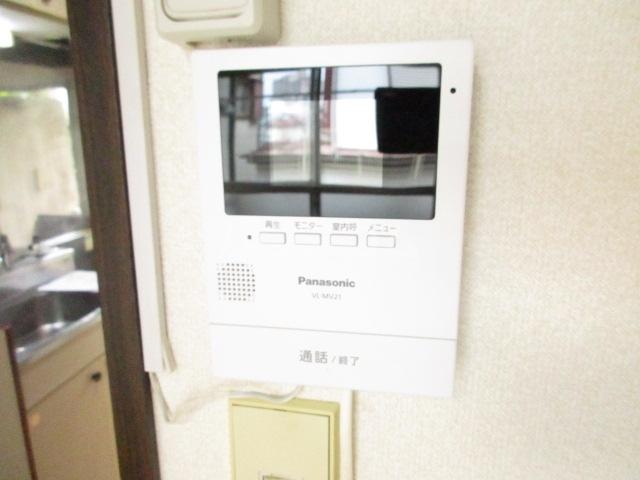 ジョリエ新検見川 107号室のセキュリティ