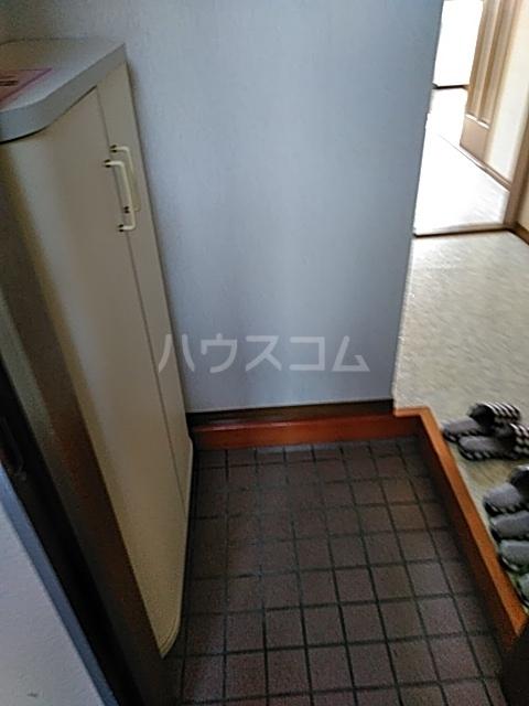 モリヤハイツ 102号室の玄関