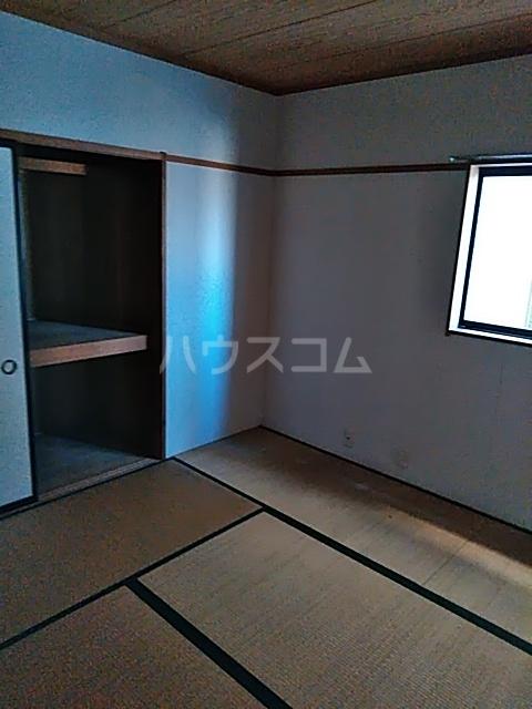 モリヤハイツ 202号室の居室