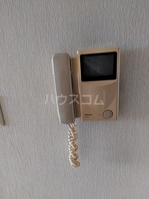 モリヤハイツ 202号室のセキュリティ