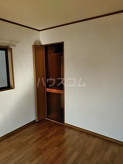 モリヤハイツ 202号室の収納