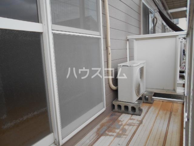 Surplus One YOSHIDA 201号室のバルコニー
