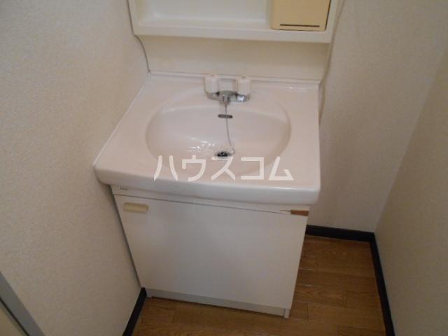 Surplus One YOSHIDA 201号室の洗面所