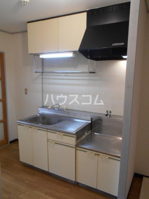 Surplus One YOSHIDA 201号室のキッチン