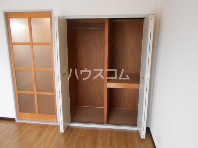 Surplus One YOSHIDA 201号室の収納