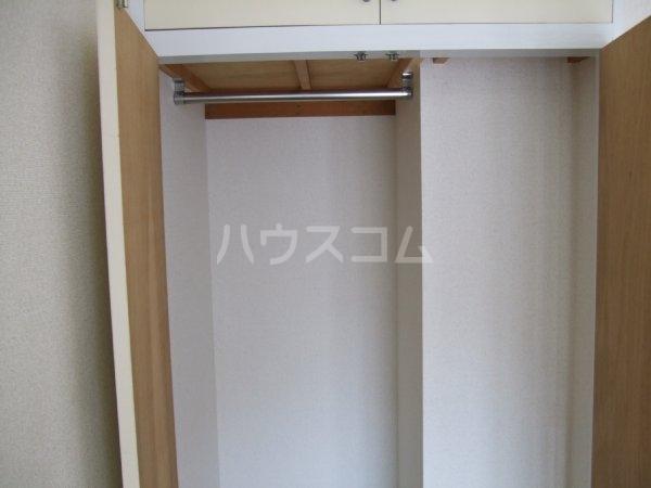 ホワイティⅠ 201号室の収納