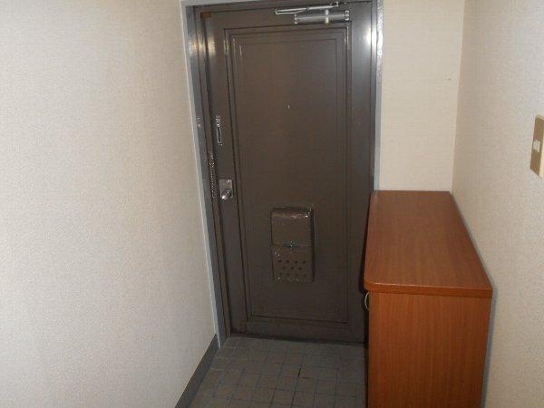 スターライトM 403号室の玄関