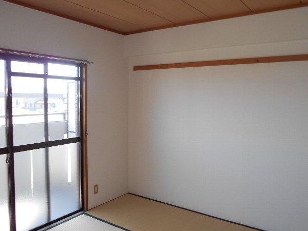 スターライトM 403号室の居室