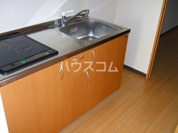サン・friends愛 103号室のキッチン