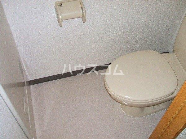 サン・friends愛 103号室のトイレ