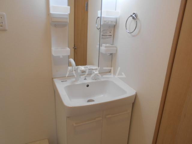 パレロアール戸塚 105号室の洗面所