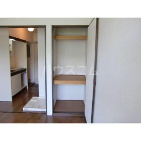 グランドパレスサネカタ B203号室の収納
