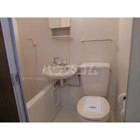 グランドパレスサネカタ B203号室の風呂