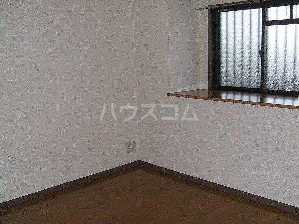 ステージM 203号室のベッドルーム
