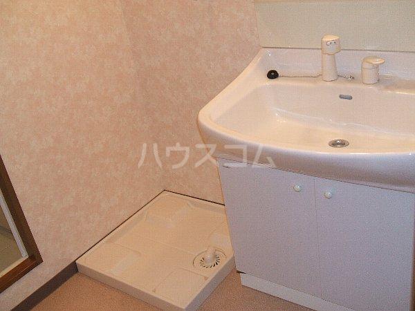 ステージM 203号室の洗面所
