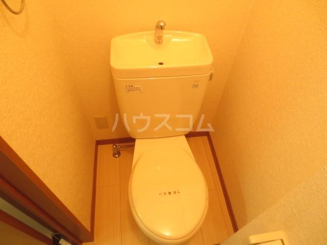エステートIKEDAⅡ 101号室のトイレ