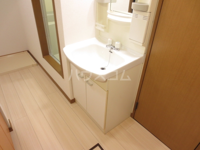 エステートIKEDAⅡ 101号室の洗面所