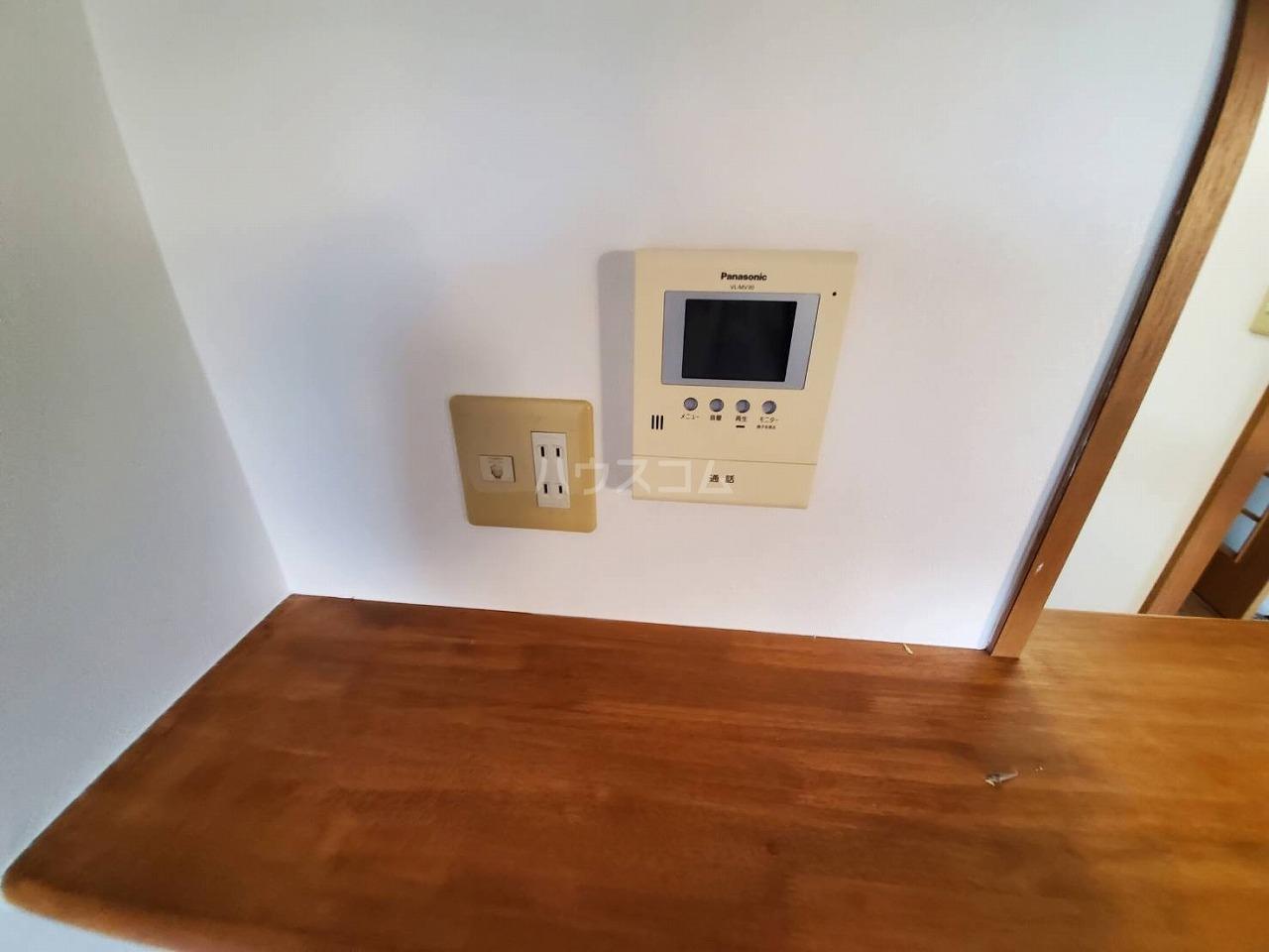 クレストサンライズ 101号室のセキュリティ