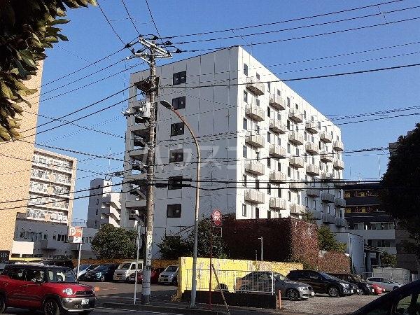 ファーストコーポ弐番館の外観