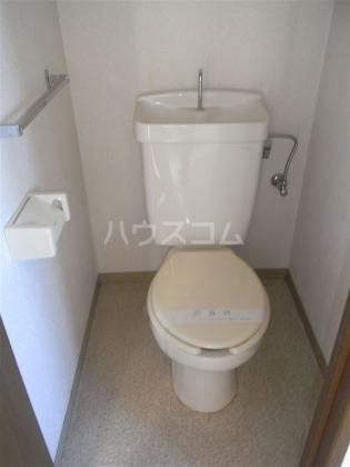 エイミック 103号室のトイレ
