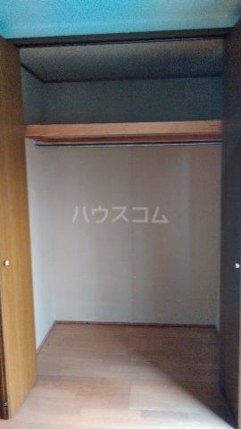 グレーコートむさしの 201号室の収納