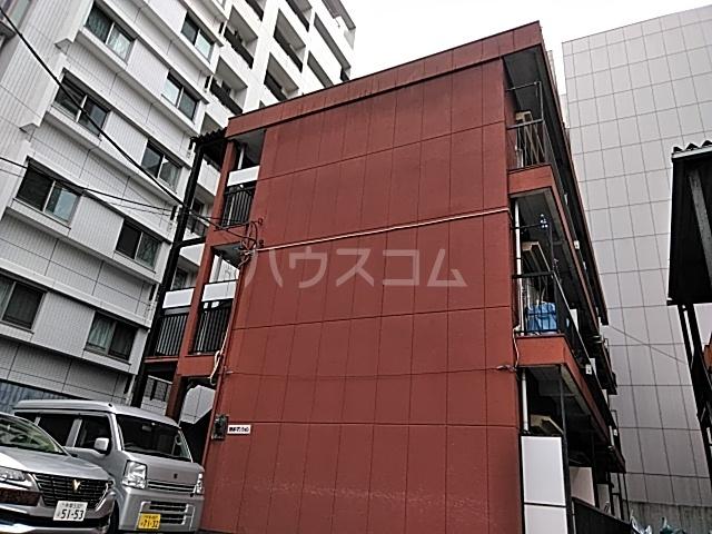 渋谷マンションの外観